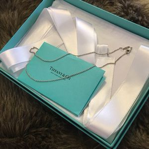 Tiffany & Co 925 SS Elsa Peretti chain only for Sale in Henderson, NV