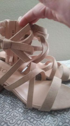 "XOXO 3"" heels $25 size 8.5 women for Sale in Fresno, CA"