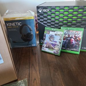 Xbox Series X Kohls Bundle for Sale in NY, US
