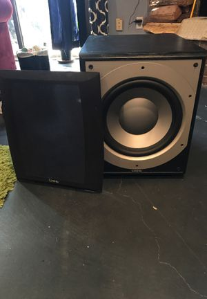 "10"" Infinity sub woofer for Sale in Dallas, TX"
