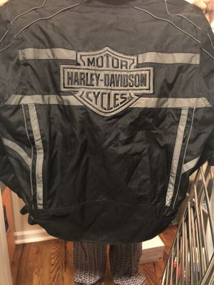 Official Harley Davidson motorcycle jacket - brand new $200- 2XL for Sale in Brooklyn, NY