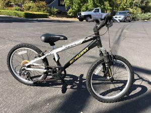 "Schwinn Kids Mountain Bike 20"" rims for Sale in San Rafael, CA"