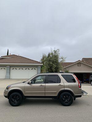 Honda CRV SE AWD for Sale in Escondido, CA