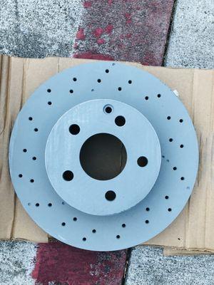 2009 Mercedes-Benz C300 Front BRAKE ROTORS(OEM PART) for Sale in Houston, TX
