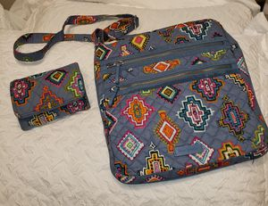 Vera Bradley purse and wallet for Sale in Canyon, TX
