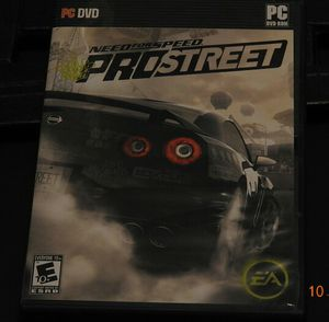 Pro Street: Need For Speed (PC Edition) for Sale in Las Vegas, NV