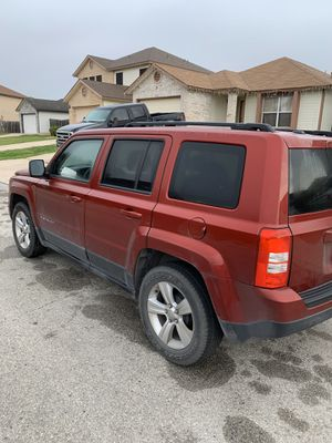 2015 Jeep Patriot for Sale in Converse, TX