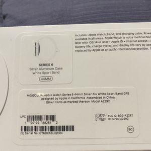 Brand New Apple Watch Series 6 44mm for Sale in Lynnwood, WA