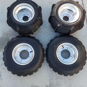 Skat Trak Paddle Tires for Sale in Peoria, AZ