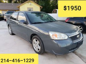 2007 CHEVY MALIBU! CASH DEAL ! for Sale in Dallas, TX