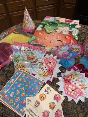Shopkins Birthday for Sale in Lake Elsinore, CA