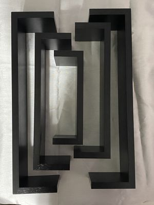 5 dark brown floating shelf for Sale in Tampa, FL