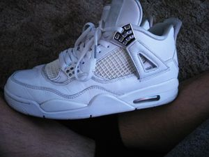 Air jordan 4s size 8.5 condition 8.5/10 for Sale in Denver, CO
