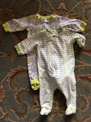 baby boy clothes (0-6month) - milkbarn kids, old navy, freshly picked, carters, cat and jack and more for Sale in Charlotte, NC