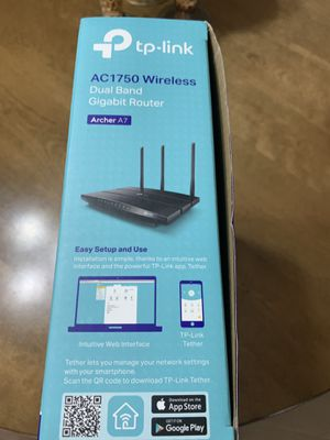 TP Link Router for Sale in Orlando, FL