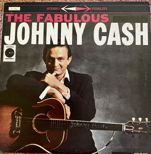 "Johnny Cash ""The Fabulous Johnny Cash"" Vinyl Album $11.05 for Sale in Ringgold, GA"