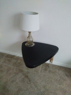 Table and lamp 20 for Sale in Spanish Fork, UT
