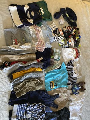 0-3mo boys baby clothes lot for Sale in San Diego, CA