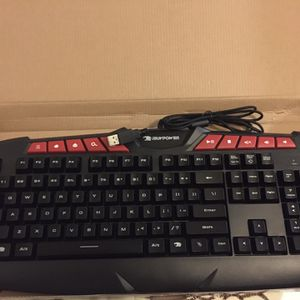 iBuy power Ares M1 Gaming Keyboard for Sale in Riverside, CA