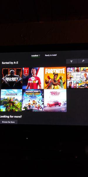 Xbox one s for Sale in Modesto, CA