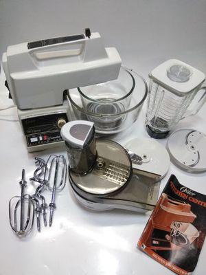 Oster Regency Kitchen Center blender processor mixer for Sale in Ashland, VA