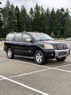 2005 Nissan Armada for Sale in Joint Base Lewis-McChord, WA