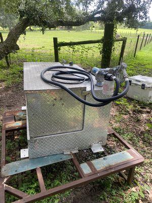 Aluminum Fuel Transfer Tank for Sale in Brooksville, FL