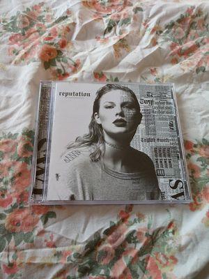 Taylor swift cd for Sale in Matawan, NJ