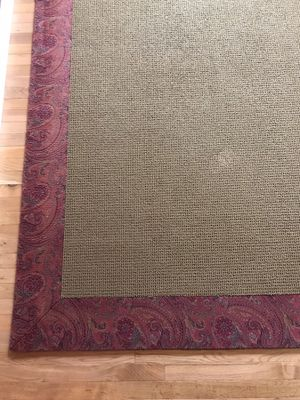 Flat weave rug for Sale in Bothell, WA