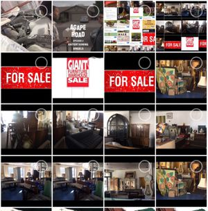 Antique and fine furniture and much mor everything must go for Sale in Los Angeles, CA