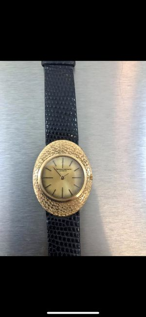 1950's Vacheron Constantin Rose Gold Watch for Sale for sale  New Milford, NJ