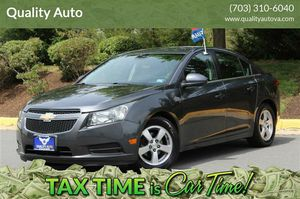 2013 Chevrolet Cruze for Sale in Sterling, VA
