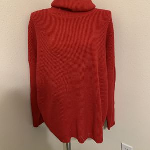 Michael kors red sweater size 3X (L).. for Sale in Bonney Lake, WA