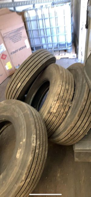 11R22.5 tires virgin for Sale in Bluewell, WV