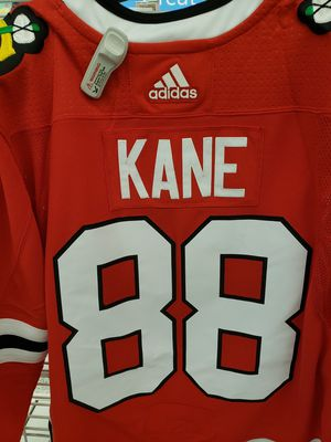 red Blackhawks Reebok kane sweater size 50 for Sale in Chicago, IL
