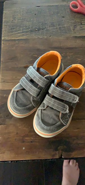 Sperry top sider size 9 1/2 toddler boys for Sale in Fort Worth, TX