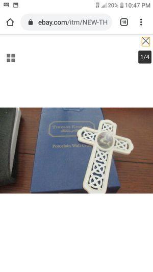 THOMAS KINKADE PORCELAIN cross for Sale in Lakeland, FL