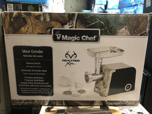Magic chef meat grinder/moledor de carne for Sale in Philadelphia, PA