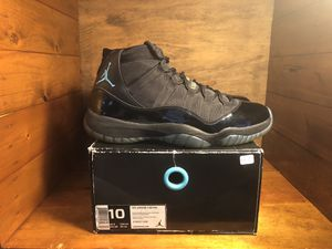 "Nike Air Jordan 11 Retro ""Gamma Blue"" size 10 with box 9.5/10 for Sale in Gaithersburg, MD"