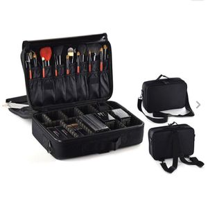 Makeup Cosmetic Case Storage Handle Organizer Artist Trabel Brush Kit Bag*Makeup NOT included for Sale in Watsonville, CA