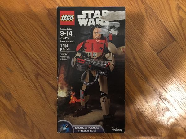 LEGO Buildable Baze Malbus New Sealed