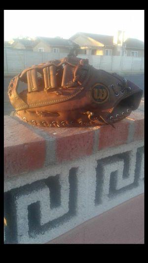 Baseball First Base Glove - Wilson for Sale in Carson, CA