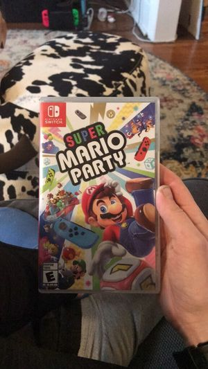 Super Mario Party for Nintendo Switch - BRAND NEW for Sale in Chicago, IL