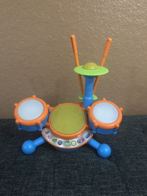 Vtech KidiBeats Drum set for Sale in Orlando, FL