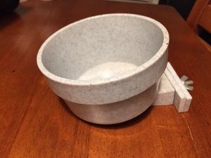 Dog kennel bowl for Sale in Dallas, TX
