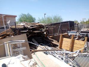 Old lumber for barn doors for Sale in Glendale, AZ
