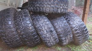 Tires 32/11.5/15 Maxxis big horn tires no wheels for Sale in Tacoma, WA