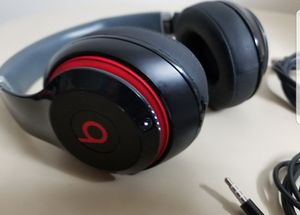 Beats by dr dre Studio 2 Wired black chargeable for Sale in Peoria, AZ