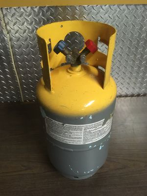 Used, R 134 recovery tank Like new for Sale for sale  Jersey City, NJ