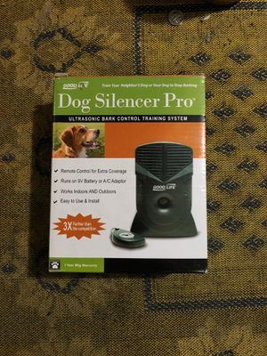 Dog Silencer Pro for Sale in Cleveland, OH